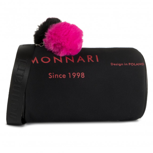 Torebka MONNARI - BAG7690-020 Black