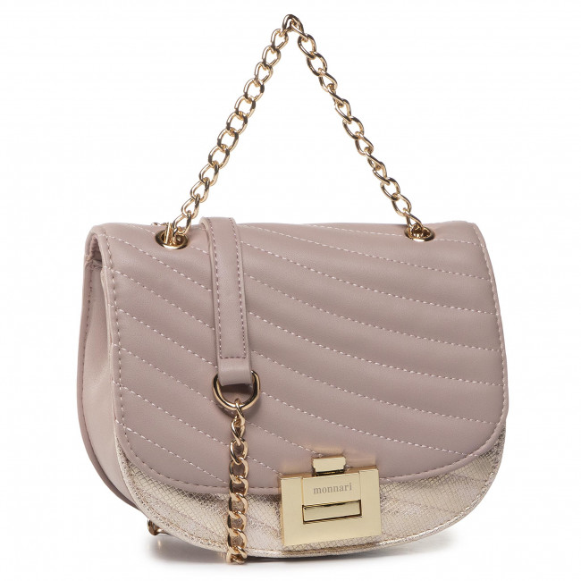 Torebka MONNARI BAG2570 026 Light Pink