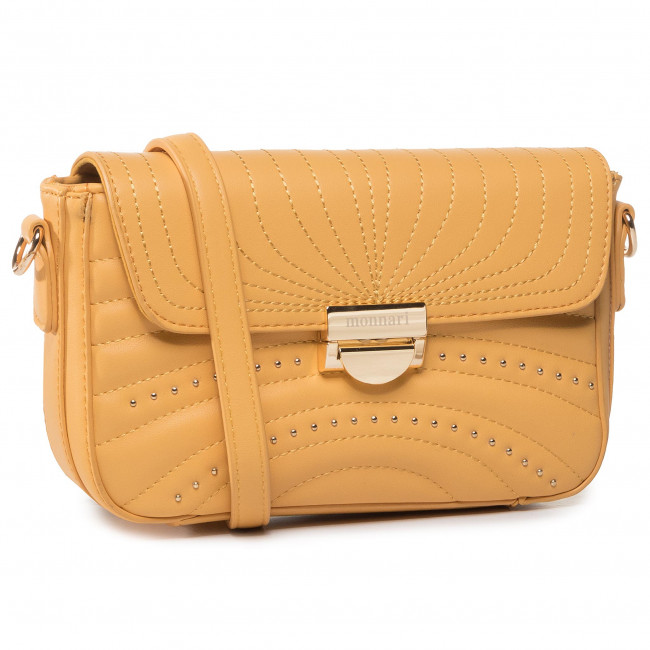 Torebka MONNARI - BAG2590-002 Yellow