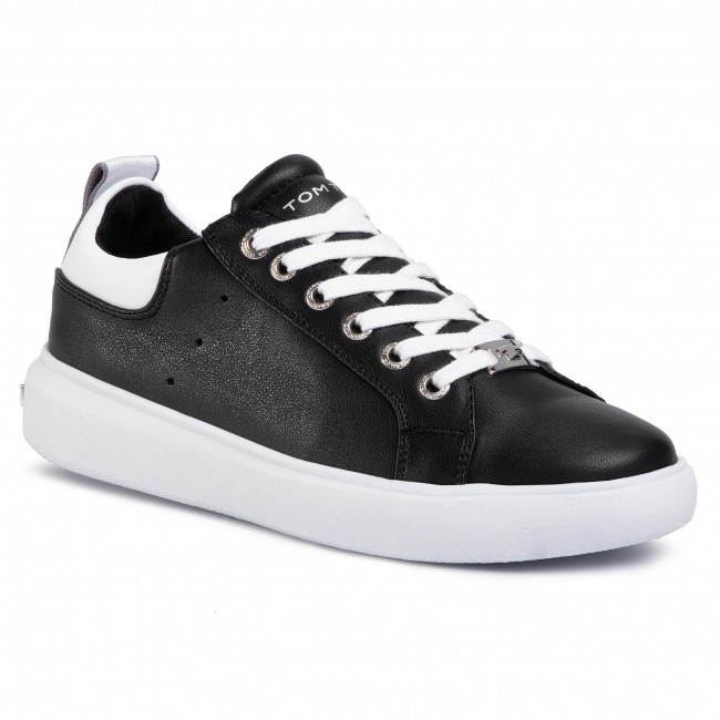Sneakersy TOM TAILOR - 809060200 Black