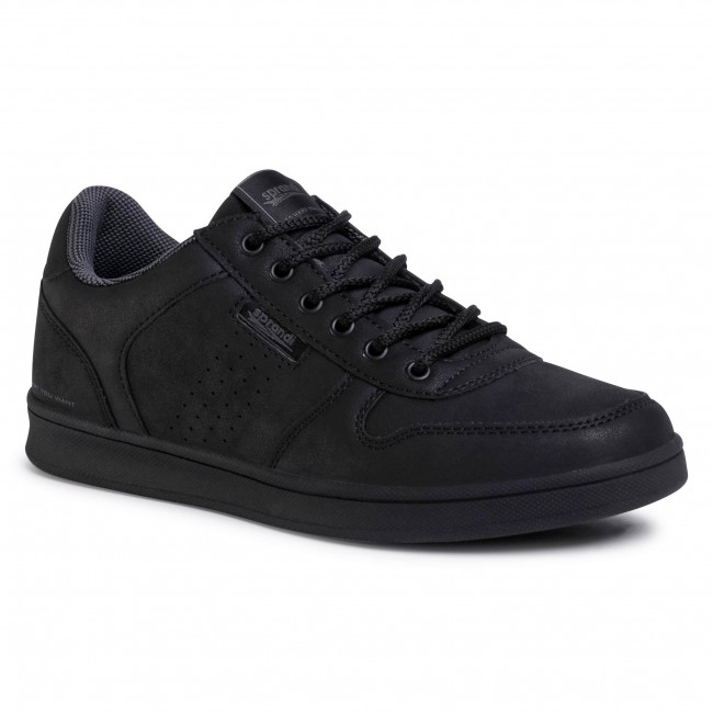 Sneakersy SPRANDI - MP07-16817-04 Black 2