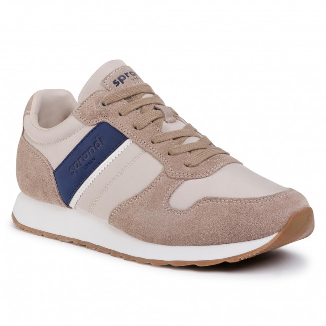 Sneakersy SPRANDI - MP07-91305-02 Beige
