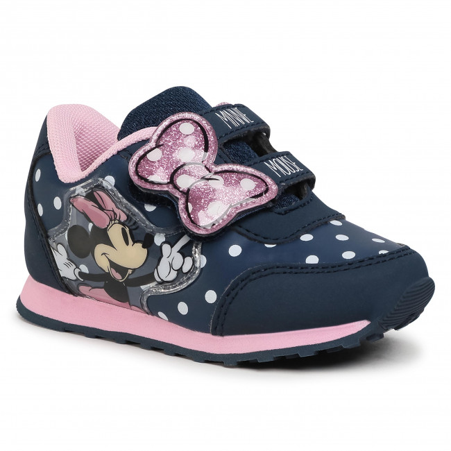 Sneakersy MINNIE MOUSE - CP23-5780-2DSTC Cobalt Blue
