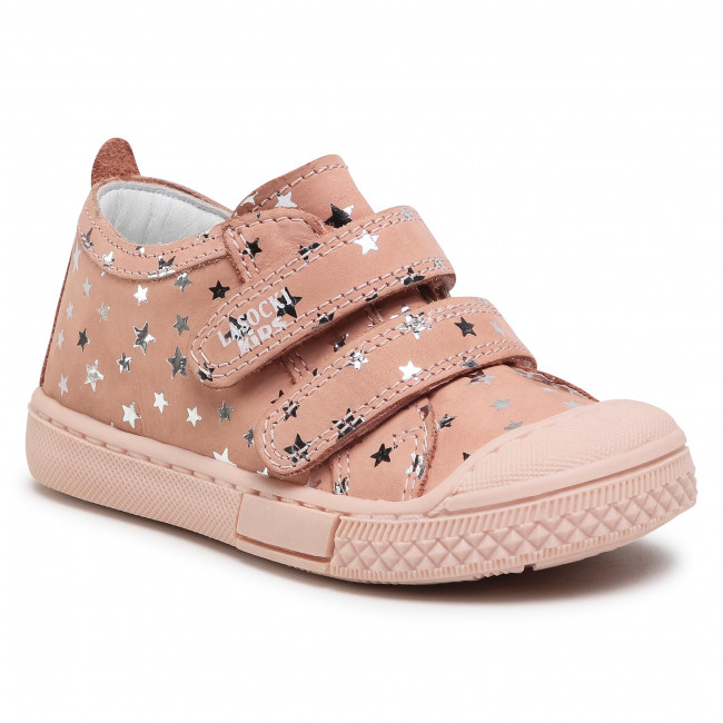 Półbuty LASOCKI KIDS - ARC-2995-02(III)DZ Light Pink
