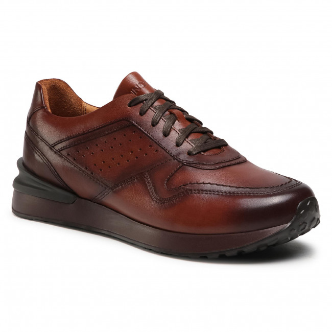 Sneakersy GINO ROSSI - MB-GRAFTON-03 Brown