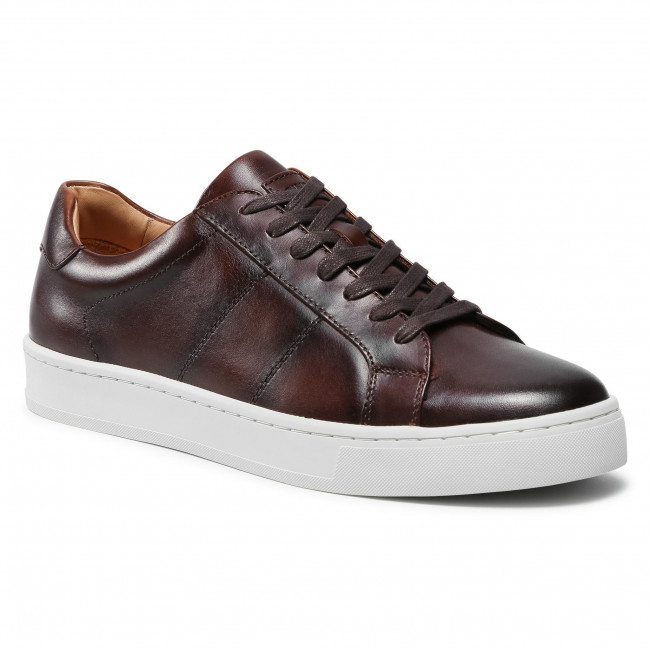 Sneakersy GINO ROSSI - 120AM0898 Chocolate Brown