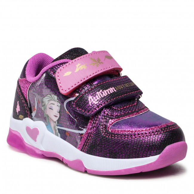 Sneakersy FROZEN - CP76-AW21-49DFR Violet