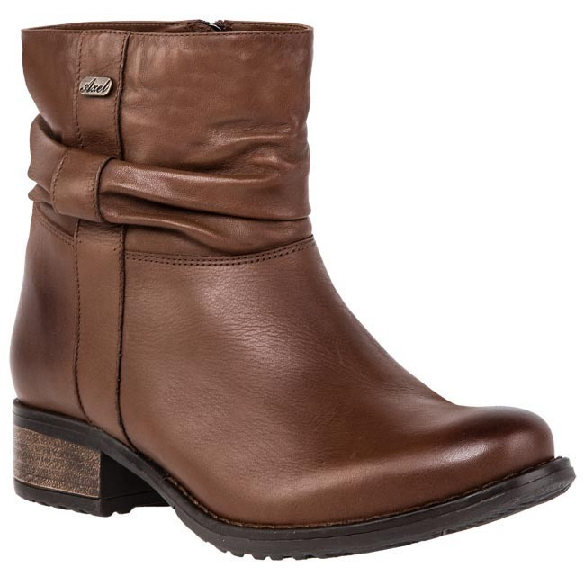 Botki AXEL - 4083 Brown