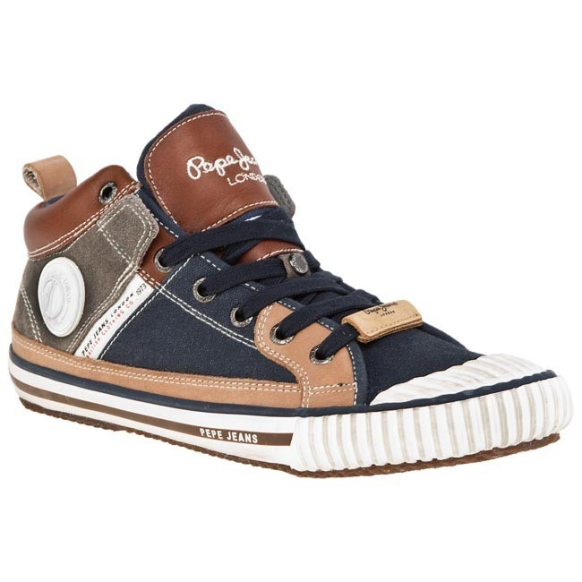 Sneakersy PEPE JEANS - PFS30741 575