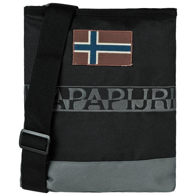 Torebka NAPAPIJRI - North Cape Small Crossover 3B N N3R08 041 Black