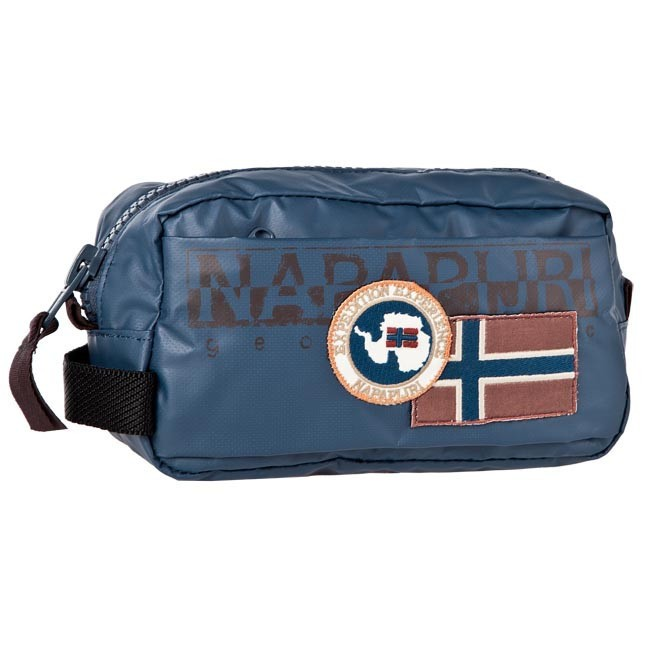 Kosmetyczka NAPAPIJRI Expedition Small Trousse 2B NN0D10 176 Blue Marine