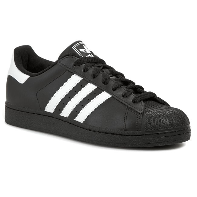 Buty adidas Superstar II G17067 Black White