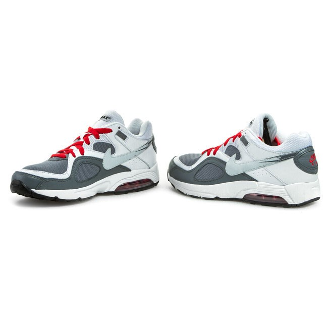 8c55ef7bf268fd Buty NIKE - Air Max Go Strong Essential 631718 101 White/Pr Platinum/Cool