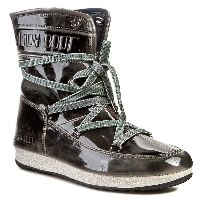 Śniegowce MOON BOOT - Mb 3RD Avenue 24100300003 Grey/White