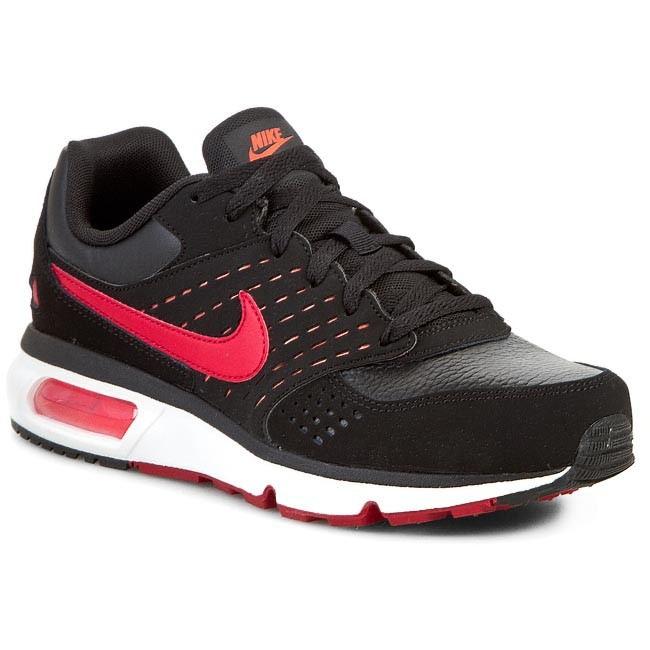 Buty NIKE - Air Max Solace Ltr 652984 006 Black/Gym Rd Brght/ Crmsn White