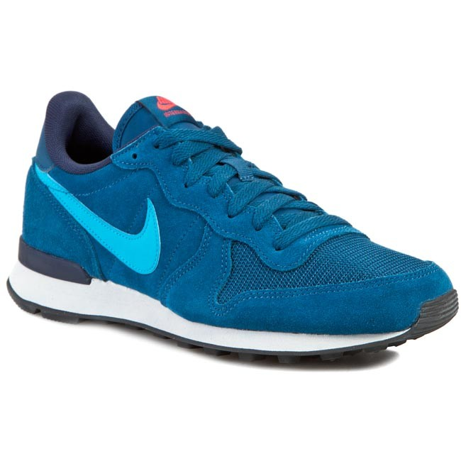 Buty NIKE - Nike Internationalist Leather 631755-401 Blue Force/Blue Lagoon/OBSDN