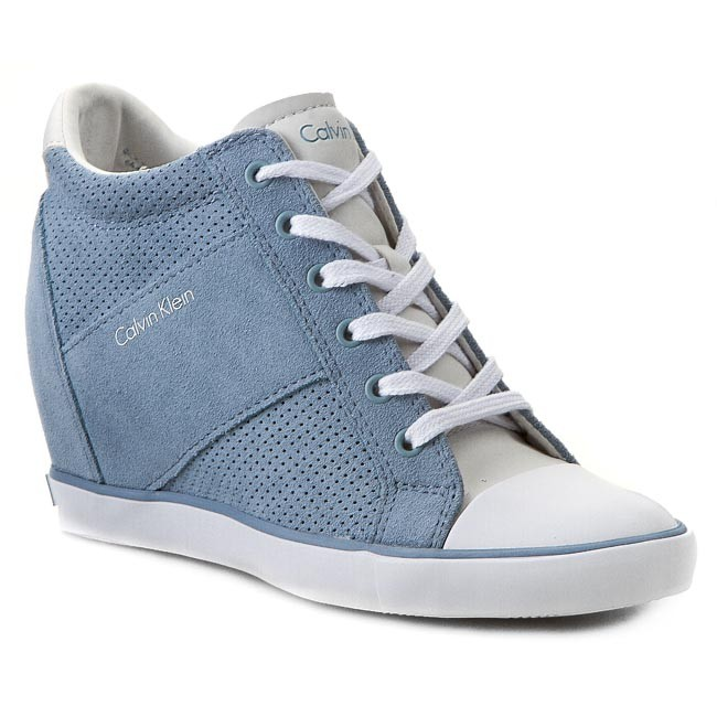 Sneakersy CALVIN KLEIN JEANS Voss RE9207 Chambray