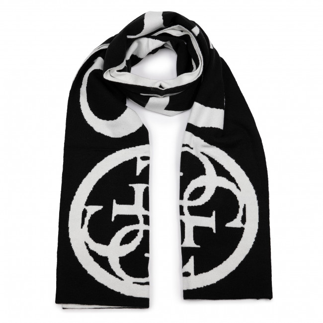 Szal GUESS - Not Coordinated Scarves AW8205 WOL03 BLA