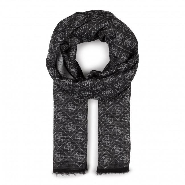 Szal GUESS - Not Coordinated Scarves AM8615 WOL03 BLA