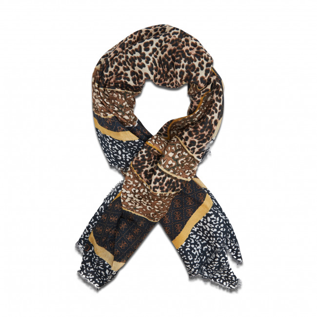 Chusta GUESS - Not Coordinated Scarves AW8571 MOD03 BLA