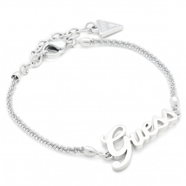 Bransoletka GUESS - UBB79102 SILVER
