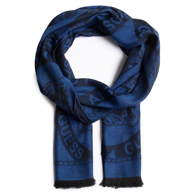 Szal GUESS - Not Coordinated Scarves AM8662 MOD03 BLU