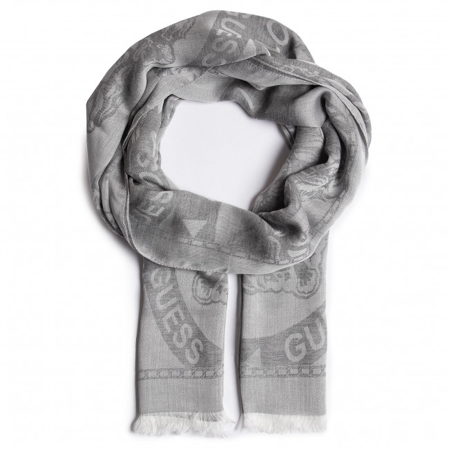 Szal GUESS - Not Coordinated Scarves AM8663 MOD03 GRY