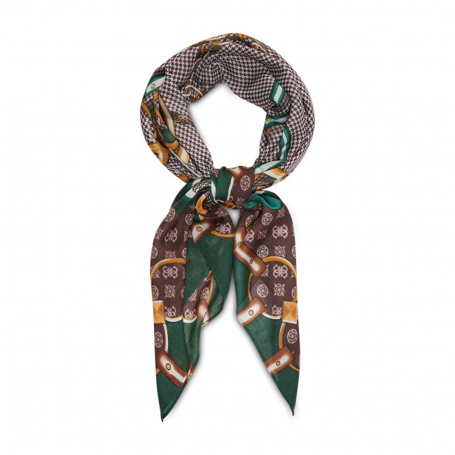 Chusta GUESS - Not Coordinated Scarves AW8676 MOD03 GRE