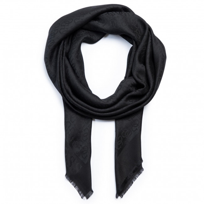 Chusta GUESS - Lola Scarves AW8532 VIS03 BLA