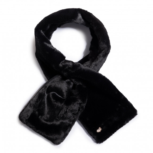 Szal GUESS - Not Coordinated Scarves AW8515 WOL03 BLA