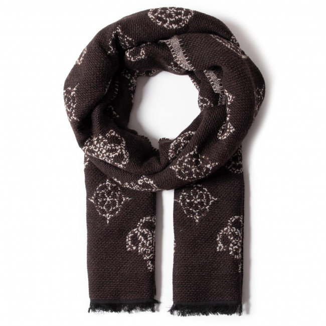 Szal GUESS - Not Coordinated Scarves AW8491 WOL03  BRO