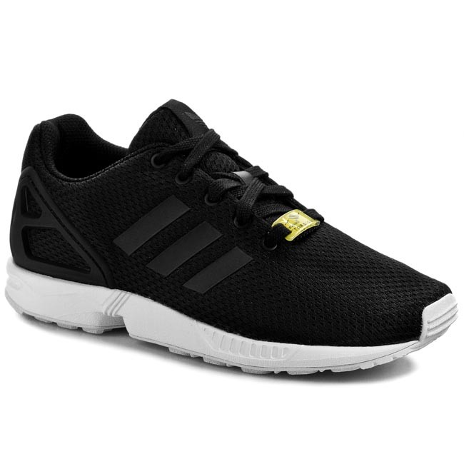 uk availability 84580 db39d Buty adidas - Zx Flux K M21294 Black/FTWWhite