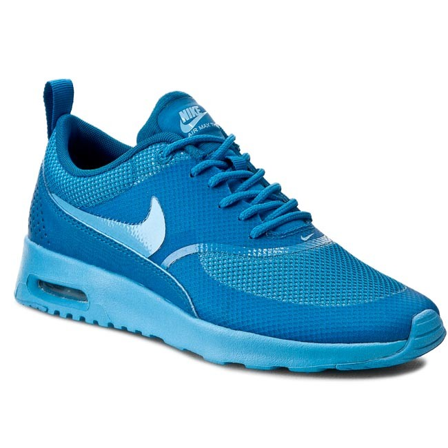 Buty NIKE Air Max Thea 599409 406 ClearwaterLt Blue Lacquer