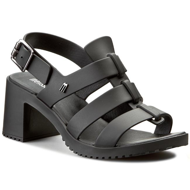 Sandały MELISSA - Flox High Sp Ad 31473  Black 01003