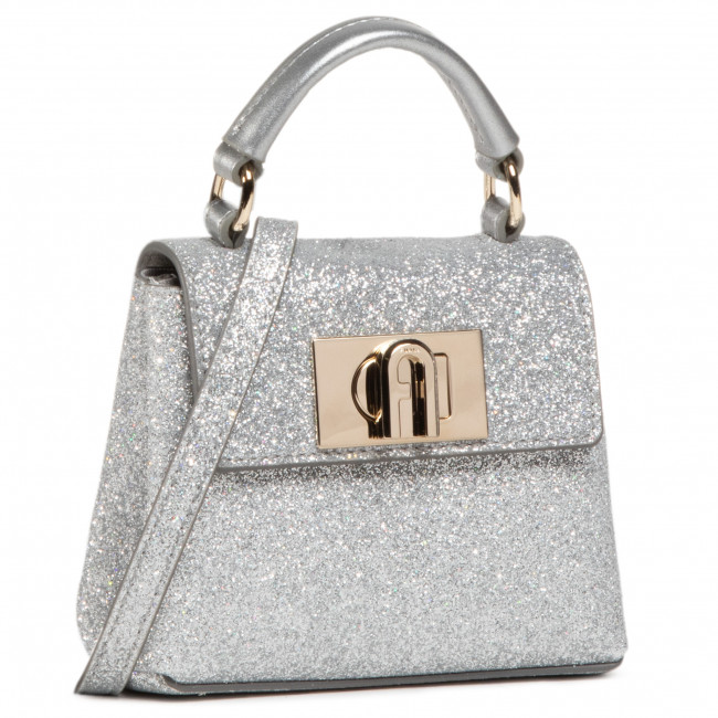Torebka FURLA - Furla 1927 WE00124-A.0055-0237S-1-007-20-CN-E Light Silver