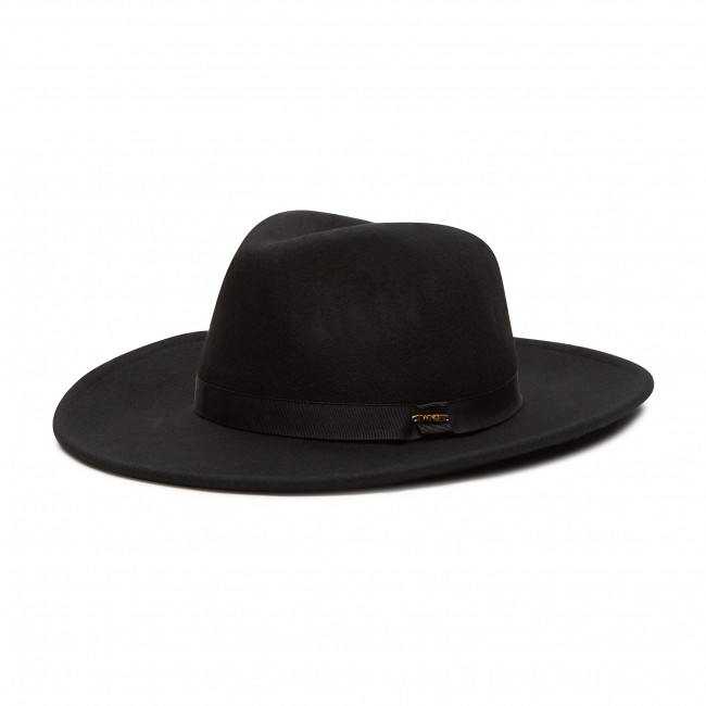 Kapelusz TWINSET - Cappello 202TO5161 Nero 00006