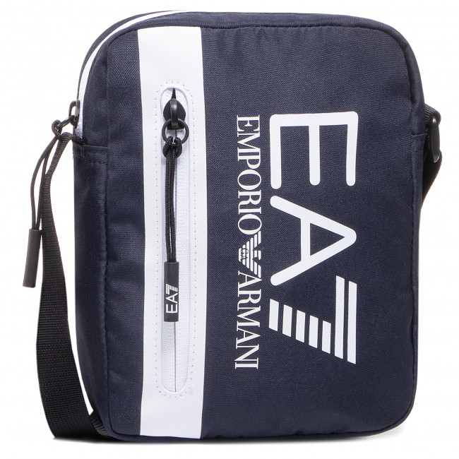 Saszetka EA7 EMPORIO ARMANI - 275665 CC982 01938 Night Blue/White Con