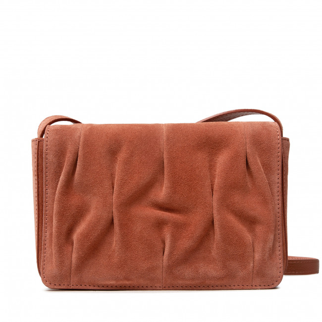 Torebka COCCINELLE - IC1 Marquise Goodie Suede E1 IC1 12 02 01 Cinnamon R50