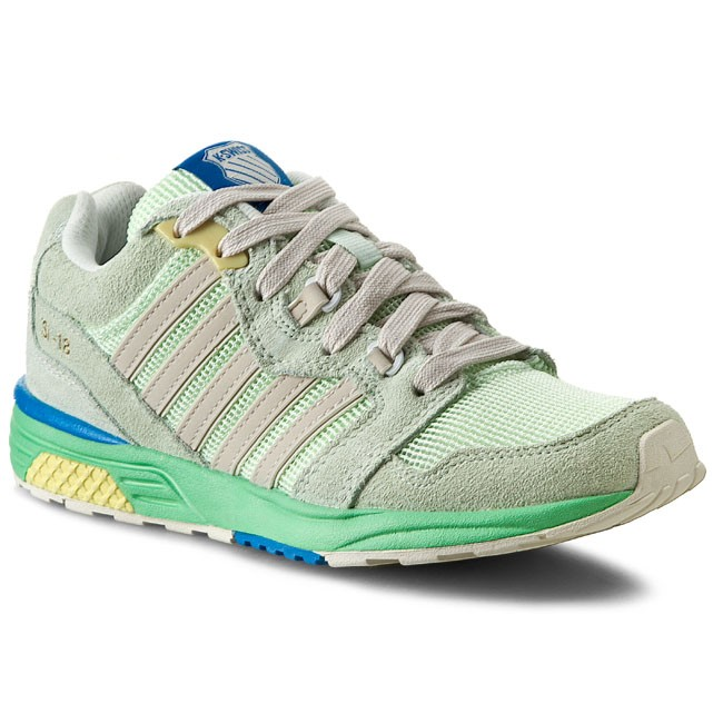 Sneakersy K-SWISS - SI-18 Rannell 2 93178375 Ambrsa/Absnthgrn/Whtca