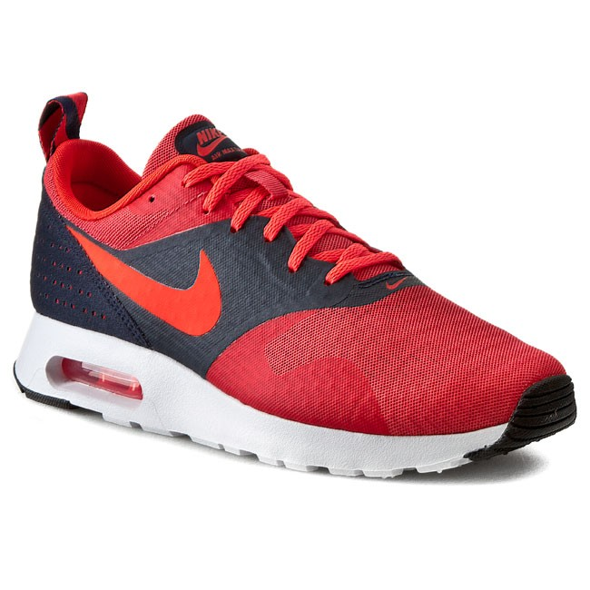 Buty NIKE Air Max Tavas Essential725073 600 RioBright CrimsonDark Obsdn