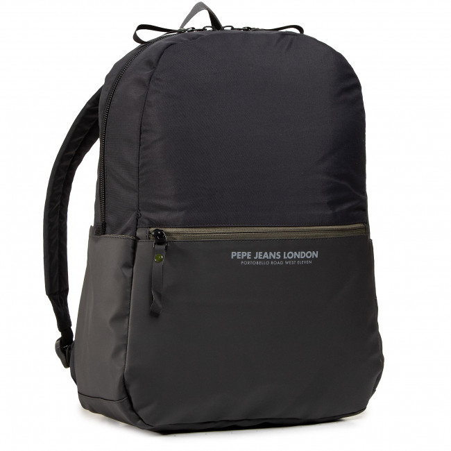 Plecak PEPE JEANS - Laptop Backpack 44cm Pjl Sail 7142321 Black