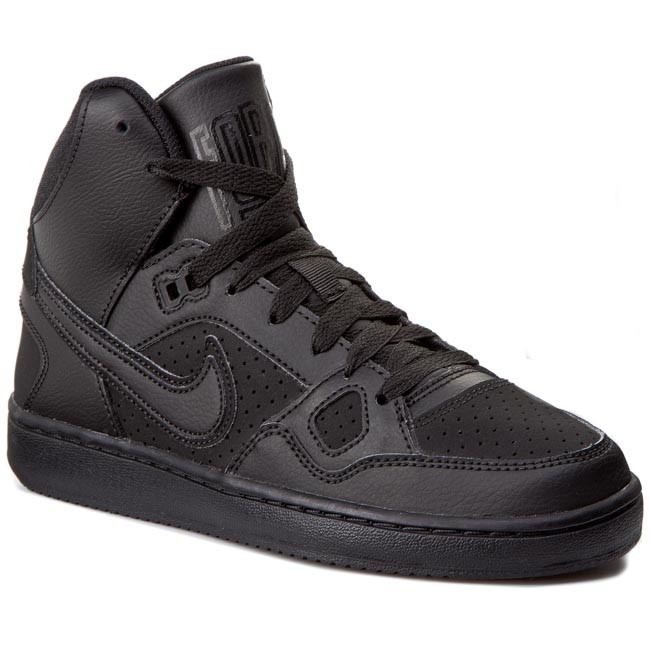 Buty NIKE Son Of Force Mid (Gs) 615158 021 Black