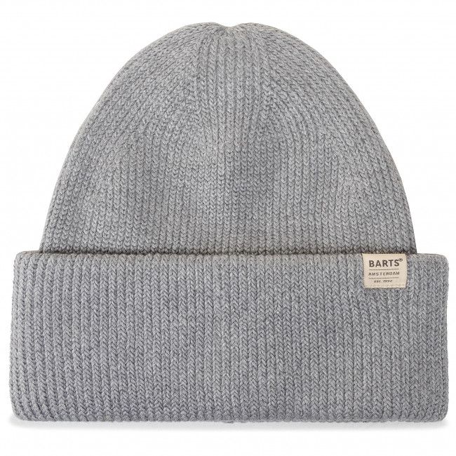 Czapka BARTS - Mossey Beanie 4925002 Heather Grey  2
