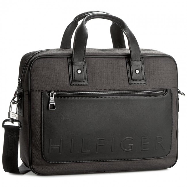 77a72c62 Torba na laptopa TOMMY HILFIGER - Th Metropolitan Computer Bag ...