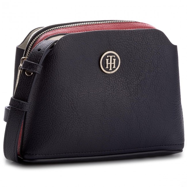 Torebka TOMMY HILFIGER - Th Core Crossover AW0AW04858  901
