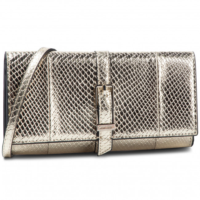 Torebka CALVIN KLEIN - Winged Trifold On String K60K606059 0F4