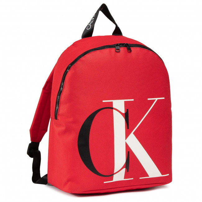 Plecak CALVIN KLEIN - Explored Monogram Backpack IU0IU00152 XND