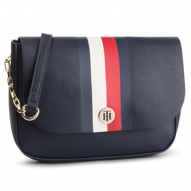 Torebka TOMMY HILFIGER - My Tommy Crossover AW0AW06425 901