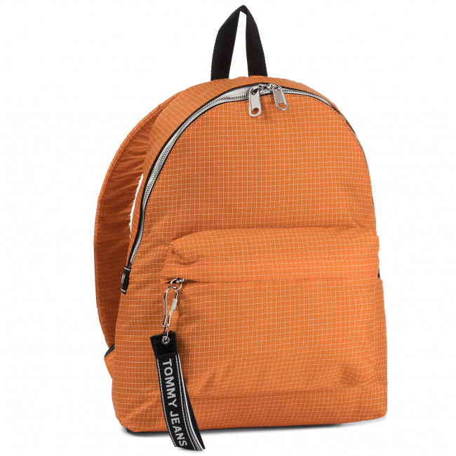 Plecak TOMMY JEANS - Tjm Logo Tape Ripstop Backpack AM0AM04925  815