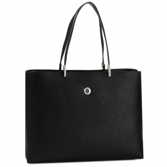 Torebka TOMMY HILFIGER - Th Core Tote AW0AW08095  BDS